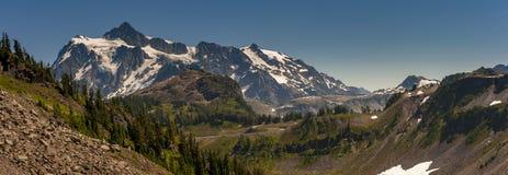 Mt. Shuksan, Washington Stock Photo