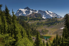 Mt. Shuksan, Washington Royalty Free Stock Image
