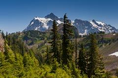 Mt. Shuksan, Washington Stock Photos