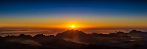 Mt Sinai, Egypte image libre de droits