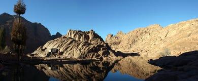 MT Sinai van de berg Stock Afbeeldingen