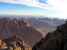 Mt. Sinai Stock Photography