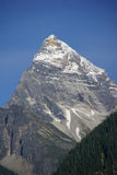 Mt Sir Donald, with blue sky Royalty Free Stock Images