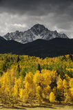 Mt Sneffels Royalty Free Stock Photography