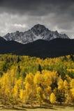 Mt Sneffels Lizenzfreie Stockfotografie