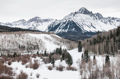 Mt Sneffels Stock Image