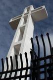 Mt Soleada krzyż 1 zdjęcie stock