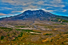Mt. St. Helen Royalty Free Stock Photography