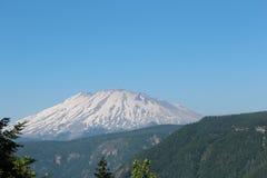 Mt. St. Helen's stock photo