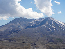 Mt. St. Helen`s Crater Royalty Free Stock Image