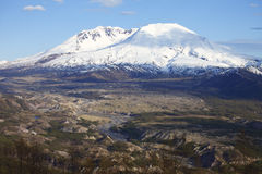Mt. St. Helen's, National Monument & park. Stock Photography