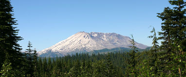 Mt St Helens Royalty Free Stock Images