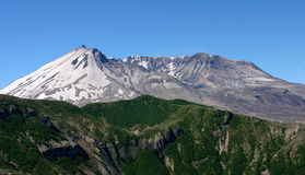 Mt St Helens Royalty Free Stock Photography