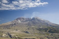 Mt St Helens Royalty Free Stock Image