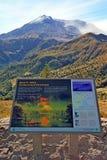 Mt St Helens Photographie stock libre de droits