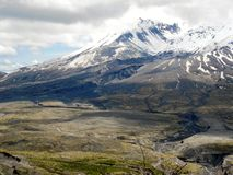 Mt St Helens photographie stock