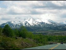 Mt St Helens photo stock