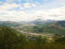 Mt St Helens image stock