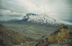 Mt. st helens Stock Photography