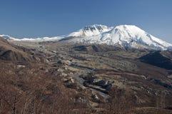 Mt. St. Helens landdia Stock Afbeeldingen
