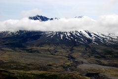 Mt St Helens nello stato di Wahington Immagine Stock