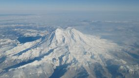 Mt  St Helens Royalty Free Stock Photo