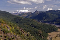 Mt St Hellens Royalty Free Stock Images