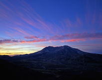 Mt. St. Hellens 2(H) Royalty Free Stock Photography