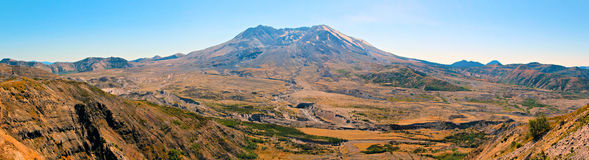 Mt-Str. Helens Stockfotografie