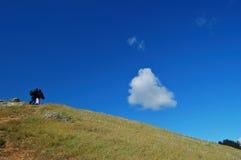 Mt. Tamapalais Royalty Free Stock Photography