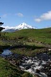 Mt Taranaki Photo libre de droits
