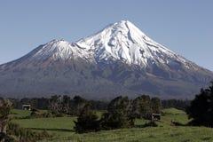 Mt Taranaki/egmont Fotografía de archivo
