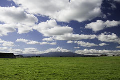 Mt Taranaki Egmont National Park Stock Image