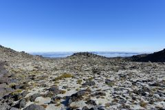 Mt. Taranaki Neuseeland Lizenzfreies Stockfoto
