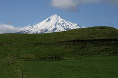 Mt Taranaki, New Zealand Royalty Free Stock Image