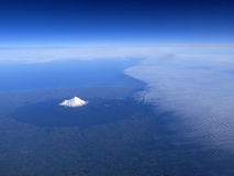 Mt. Taranaki, New Zealand Stock Photos