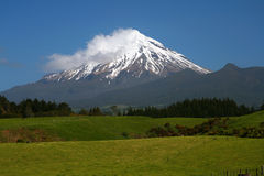 Mt Taranaki, New Zealand Stock Images