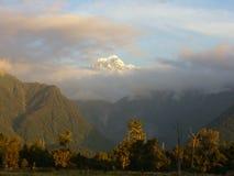 Mt Tasman Stockbild