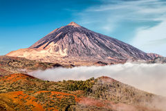 Mt Teide Royalty Free Stock Images