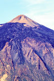 Mt teide Stock Image