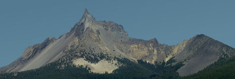 Mt. Thielsen Photographie stock libre de droits