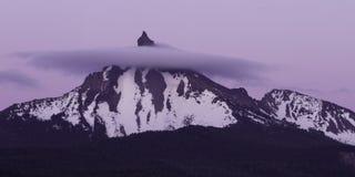 Mt Thielsen, Oregon Royalty Free Stock Photos