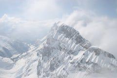 Mt Titless Szwajcaria Fotografia Royalty Free
