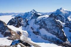Mt Titlis en Suiza Foto de archivo