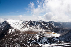 Mt Tongariro Stock Photo