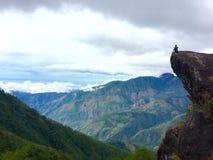 Mt Ulap - утес Стоковое Изображение