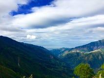 Mt Ulap Стоковое Изображение