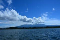 MT van Fuji Royalty-vrije Stock Fotografie