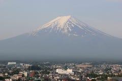 MT van Fuji Royalty-vrije Stock Foto