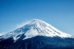 MT van Fuji Stock Afbeelding